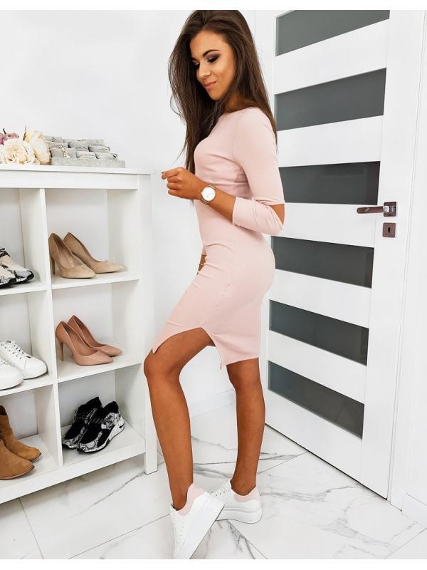 Ružové šaty Lara
