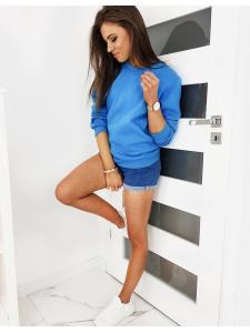 Blankytná dámska mikina Fashion II