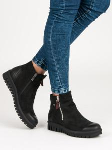 Nízke topánky na zips Vinceza 1270/5B
