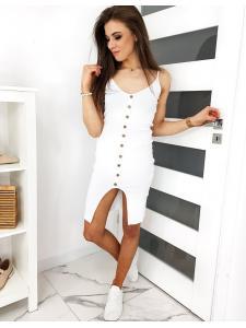 Biele šaty Megans II