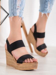 Nazúvacie sandálky na kline