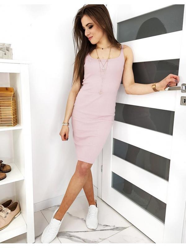 Ružové šaty Laresa