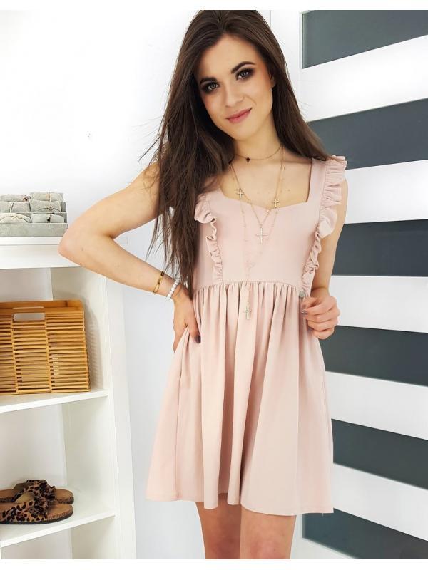 Ružové šaty Valencia