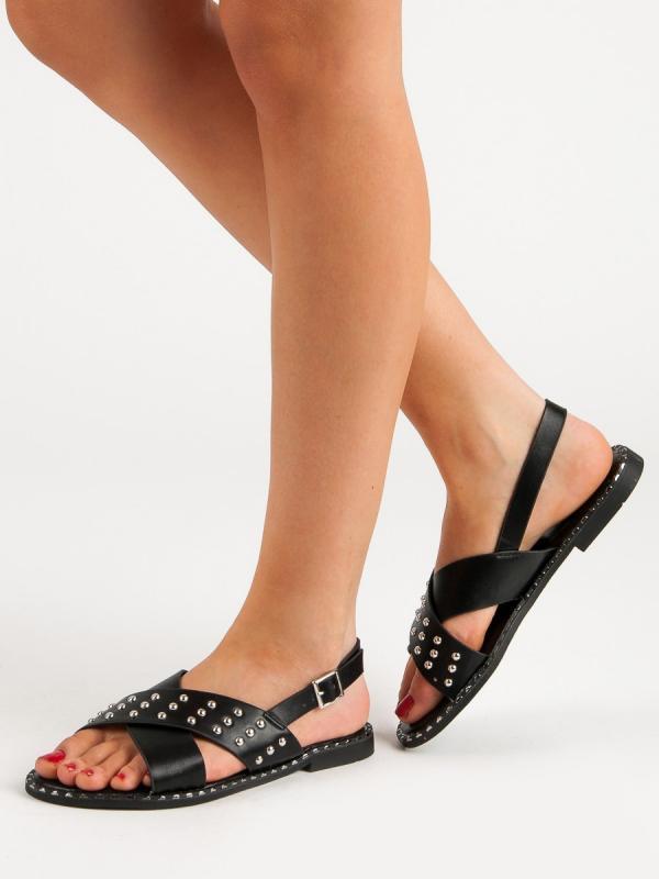 Módne rockové sandále