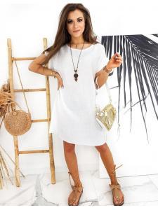 Biele šaty Lente