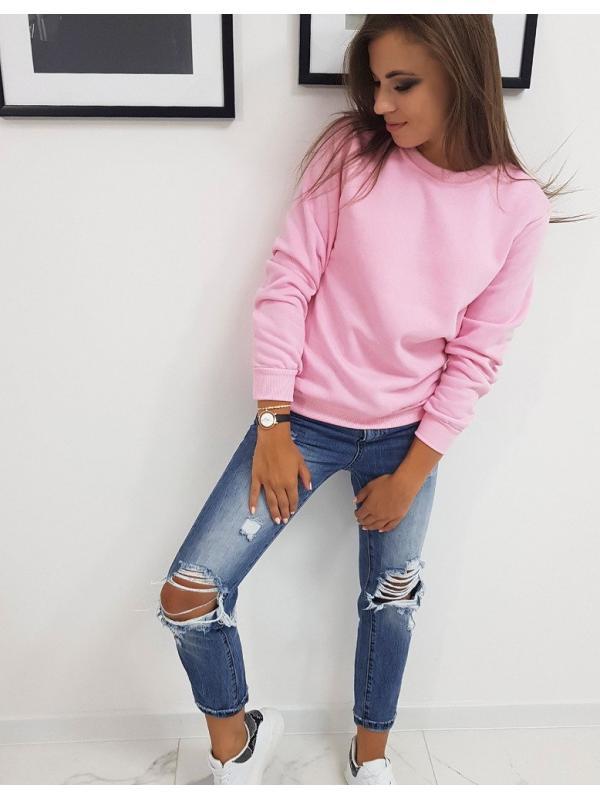 Dámska mikina Fashion II ružová
