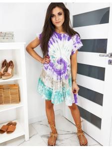 Viacfarebné šaty Summersun