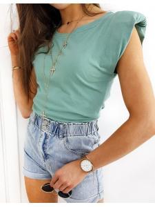 Zelené dámske tričko Lamis