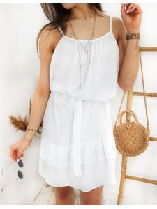 Biele šaty Femine