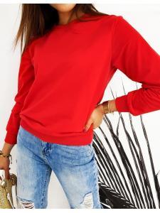 Dámska mikina Cardio červená