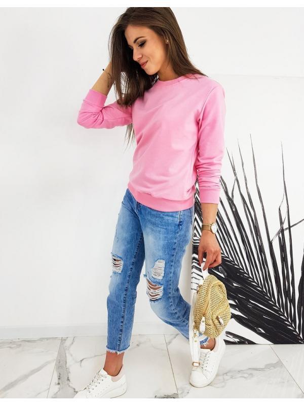 Dámska mikina Cardio ružová