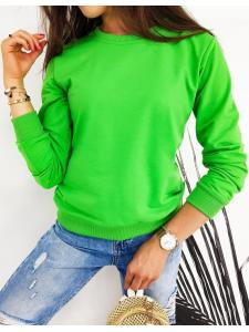 Dámska mikina Cardio zelená