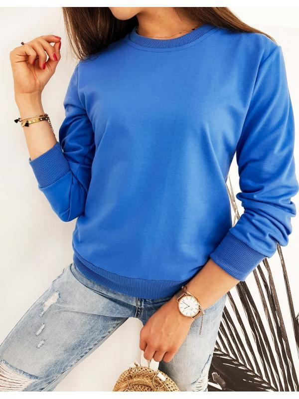 Dámska mikina Cardio modrá