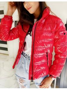 Dámska bunda Clasico Mex červená