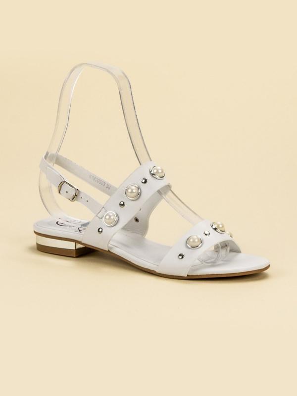 Pohodlné ploché sandále