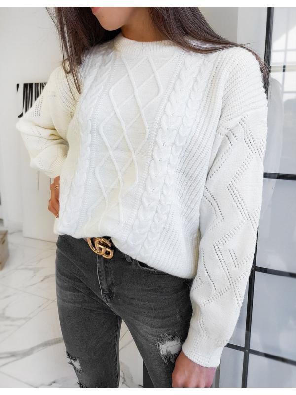 Béžový dámsky sveter Division