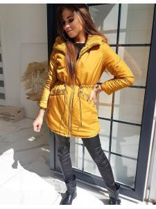 Dámsky žltý kabátik Milo