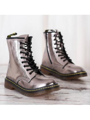 Dámske kožené topánky 1104D.G