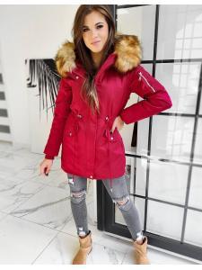 Červená zimná párka Cotofino
