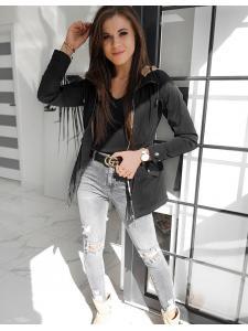 Dámska párka bunda Roko čierna