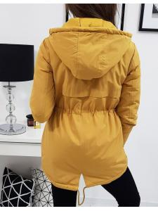 Hnedá dámska bunda OLALA