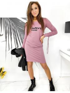 Ružové šaty Howkers