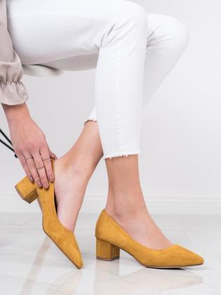 Ploché sandále s kvetinami 55-66BE