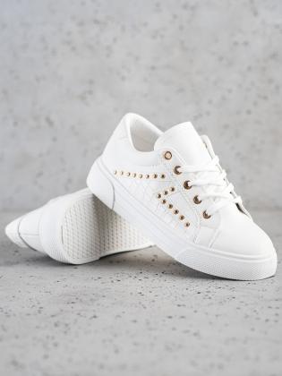 Šnurovacie topánky na podpätku RB02B