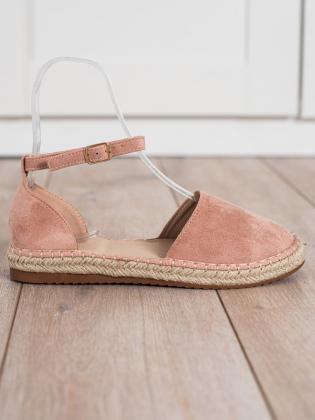 Členková obuv so stužkou AT0627G