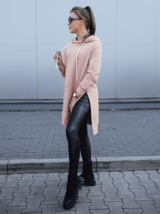 Dámska ružová mikina Connes