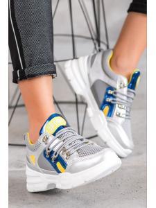 Fashion tenisky so sieťkou