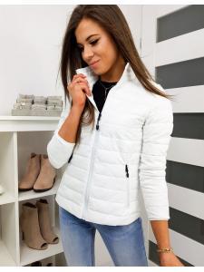 Dámska prešívaná bunda Emma biela