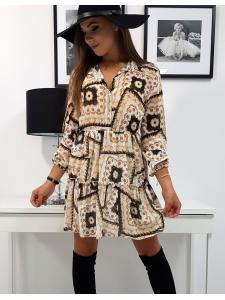 Dámske šaty so vzormi